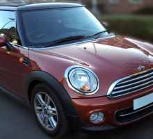 Mini Service Repair Leicester Wilton Street Garage